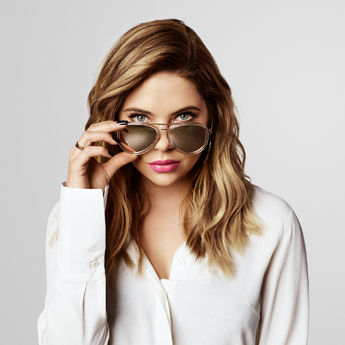 Ashley Benson - Prive Revaux celebrity partners