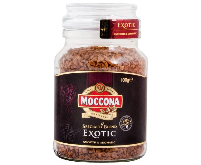 Exotic coffee