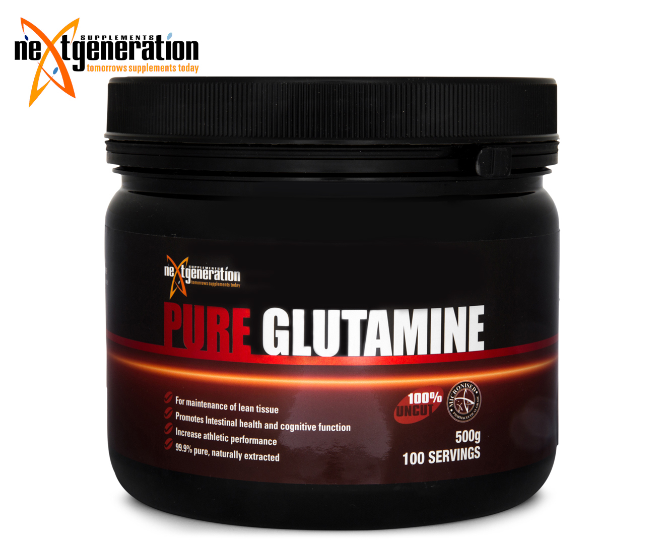 L-Glutamine Supplements and Athletic Performance