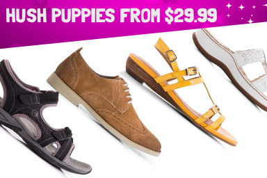 HUSH PUPPIES FROM $29.99   .au