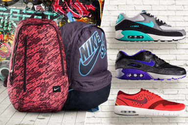 Nike Casual Sneakers   Backpacks  15383d846dd7e