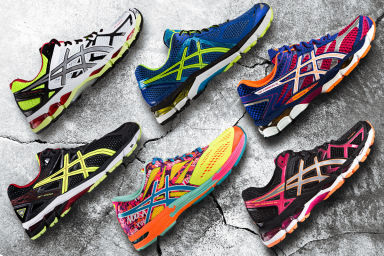 asics running footwear  great daily deals at australia's