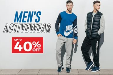 Men's Activewear Sale | Great daily deals at Australia's favourite  superstore | Catch.com.au