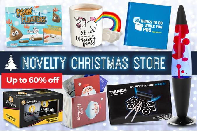 2c3031de9c ▷ Novelty Christmas Store - Up To 60% Off Over 600 Ideas | Antler ...