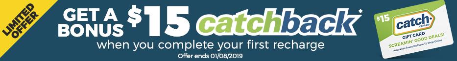 Club Catch Bonus Data