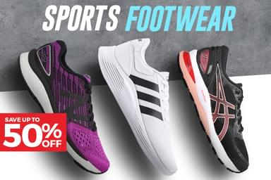 Sports Footwear Superstore | Cudo Shopping
