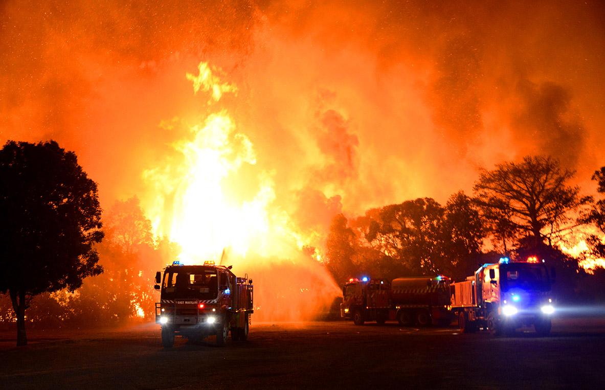 Catch Bushfire Appeal
