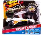 Team Hot Wheels Ripcord Racer - Green Driver  1
