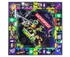 Nickelodeon Teenage Mutant Ninja Turtles Monopoly Game 3