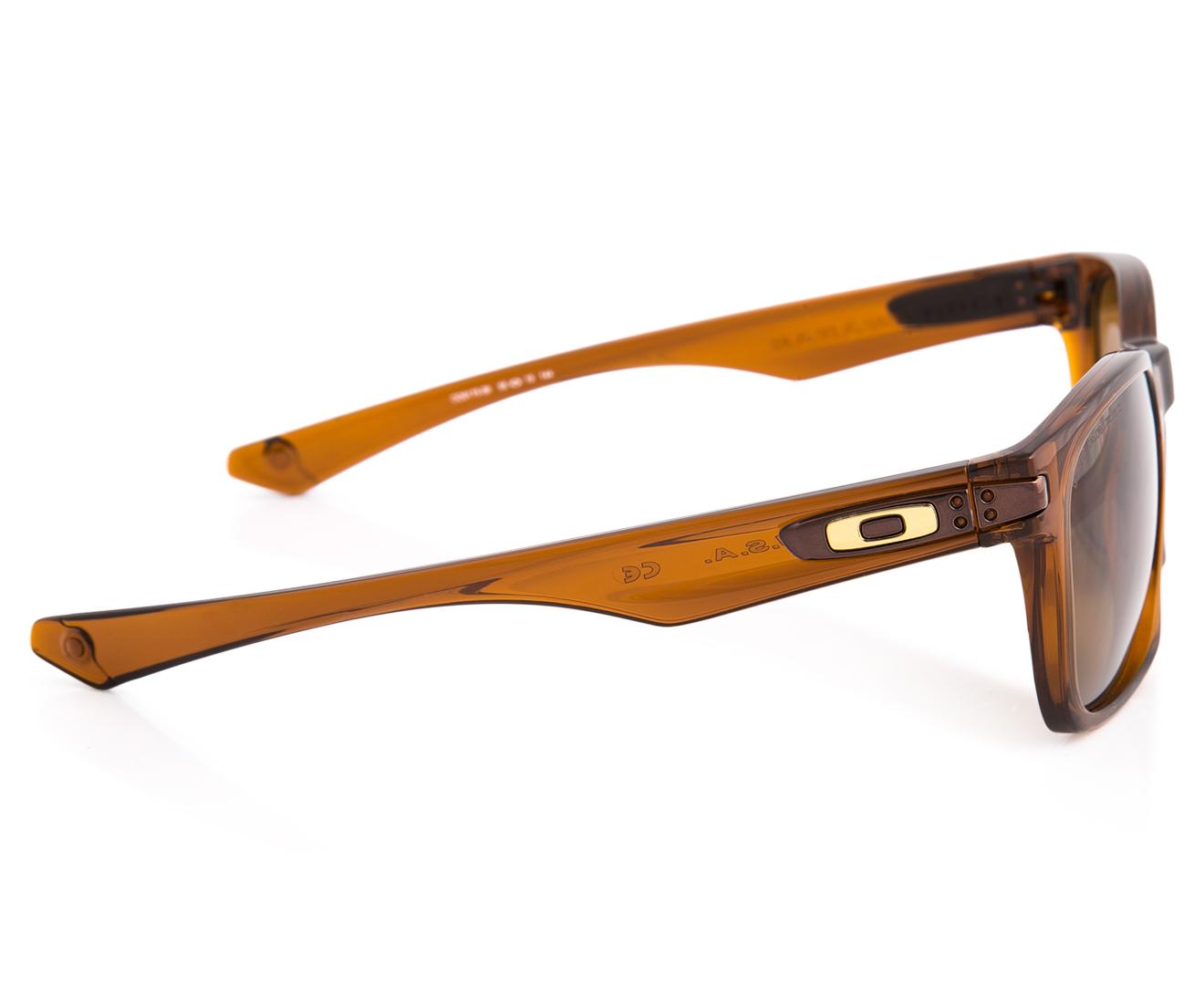 806e0f20cb5 Oakley Garage Rock Sunglasses - Dark Amber