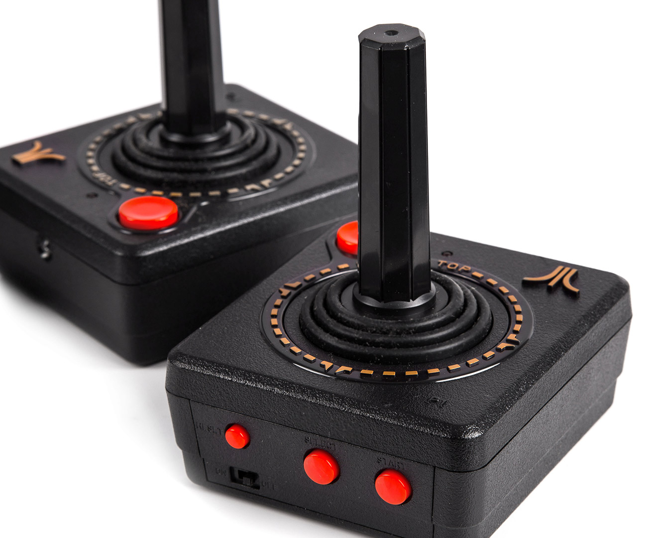 atari flashback 5 classic game console. Black Bedroom Furniture Sets. Home Design Ideas