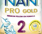Nestlé NAN Pro 2 Gold 6-12M Follow-On Formula 800g 2