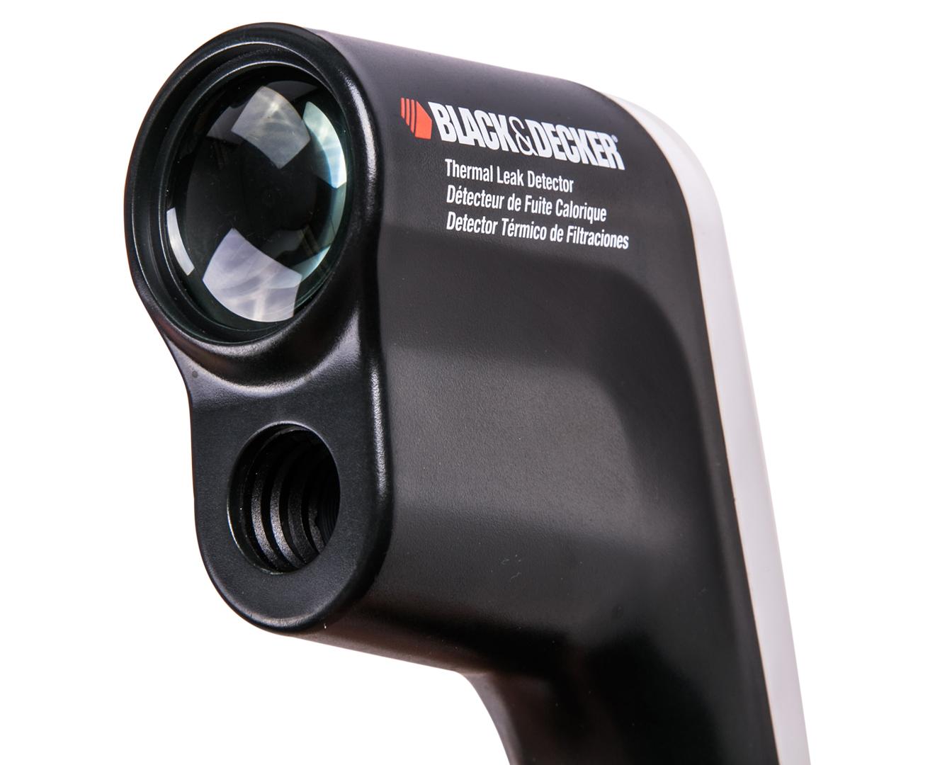 black and decker thermal leak detector manual