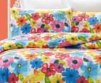 Belmondo Harlow King Quilt Cover Set - Multi 2