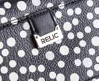 Relic Marion Cell Purse - Black / White 5