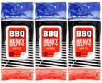 3 x Hercules BBQ Heavy Duty Wipes 12-Pack 1