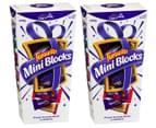 2 x Cadbury Favourites Mini Blocks 320g 1
