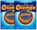 2 x Terry's Chocolate Orange Milk Chocolate Ball 157g 1