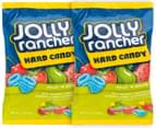 2 x Jolly Rancher Hard Candy Fruit 'N Sour 184g 1