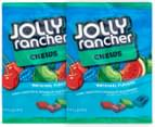 2 x Jolly Rancher Chews 184g 1