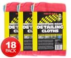 3 x Mr Clean Microfibre Magic Detailing Cloth 6-Pack 1