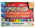 LeapFrog Touch Magic Learning Bus Toy 1