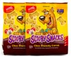 2 x Scooby Snacks Choc Friendly Carob 400g 1