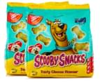 2 x Scooby Snacks Tasty Cheese 400g 1