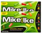 2 x Mike & Ike Original Fruits 141g 1