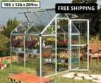 "Maze 6 x 4"" Greenhouse video"