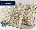 Sheridan Lyall Standard Pillowcase 2-Pack - Sable 1