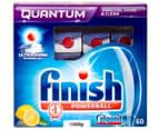 Finish Quantum Powerball Lemon 60pk  1
