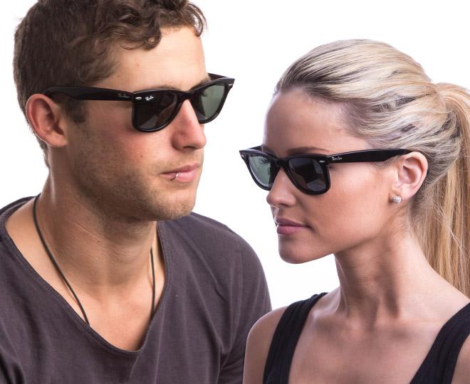 77307ff9b0 Ray-Ban Original Wayfarer Sunglasses - Black Gloss