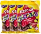 3 x Pascall Clinkers 140g 1