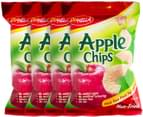4 x Dianella Apple Chips 22g 4
