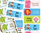 Personalised Kids' Name Labels 48-Pack 3