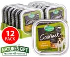 12x Nature's Gift Veal Supreme For Dogs 100g 1
