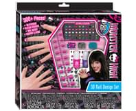 Fashion Angels Monster High 3D Nail Design Set
