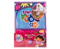 D&C Designs Play Apron - Dora the Explorer