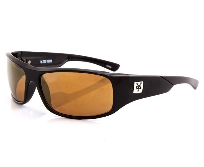 e09e7cab85 Zoo York Men  39 s Sport Sunglasses - Black