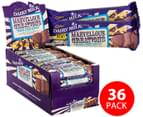 36x Cadbury Marvellous Creations Banana & Choc Biscuit Bars 50g 1