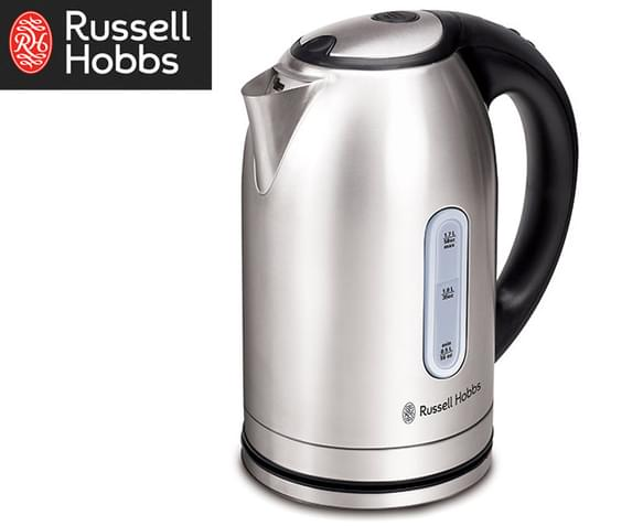 Russell Hobbs 1 7l Perfect Boil Kettle Brushed Silver