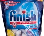 3 x Finish Powerball Tabs All-In-1 Lemon 84pk 2