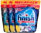 3 x Finish Powerball Tabs All-In-1 Lemon 84pk 3