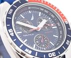 Nautica Men's Sport Ring Watch - Blue/Red 2
