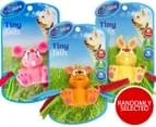 Purina Total Care Tiny Tails Squeaky Toy Randomly Selected 1