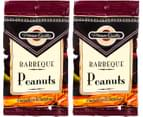 2x Stax Barbeque Peanuts 100g 4