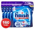 2 x 40pk Finish Quantum Powerball with Baking Soda Dishwashing Tabs 1