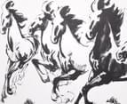 Wild Horses Wall Decals 2