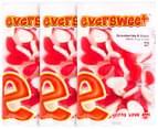3 x Eversweet Strawberries & Cream 225g 1